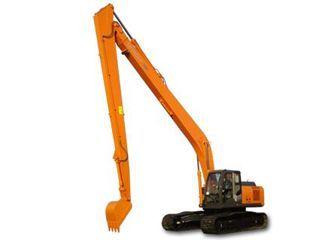 日立 ZX240LC-3(H18)进口 加长臂拆除臂