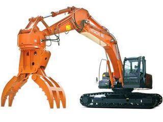 日立 ZX240LC(MH)-3进口 抓木器