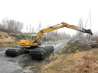 合肥中达 ZD120 挖掘机
