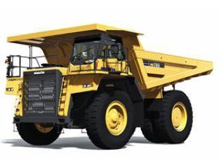 小松 HD785-7 非公路自卸车