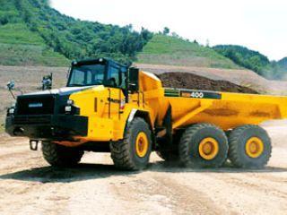 小松 HM400-2 非公路自卸车