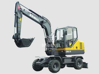 重庆勤牛 QNL70 挖掘机