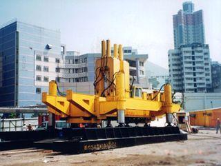 新天和 ZYC900B-B 压桩机