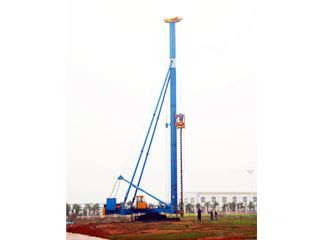 新天和 CFG26 长螺旋钻机