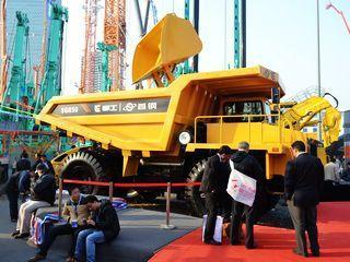 柳工 SGR50 非公路自卸车