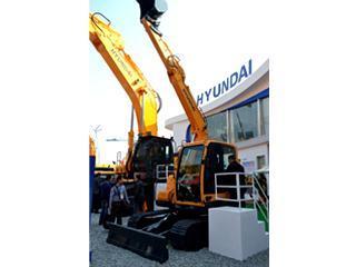 现代R80-9H挖掘机