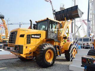 现代 HL850G 装载机