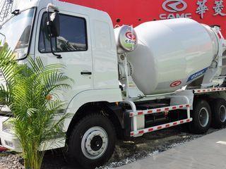 华菱星马 AH5259GJB4 搅拌运输车