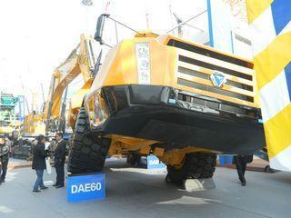 徐工 DAE60 非公路自卸车