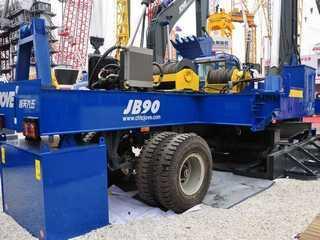 恒天九五 JB90 长螺旋钻机