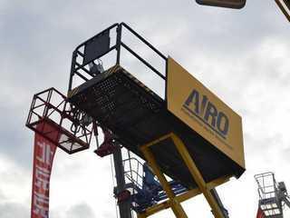 京城重工 X14EW 高空作业机械
