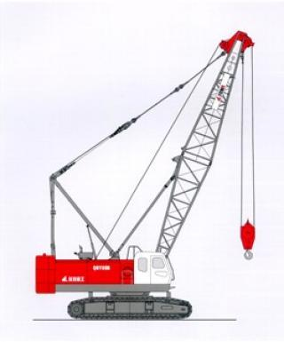 抚挖重工 FWX135 起重机