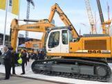 利勃海尔R944C SME挖掘机