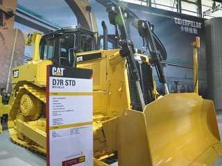 卡特彼勒 D7R-STD 推土机