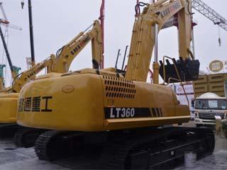 洛阳路通 LT360 挖掘机