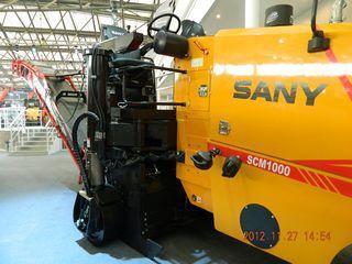 三一重工 SCM1000 铣刨机