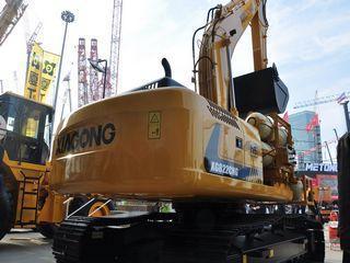 厦工XG822CNG天然气挖掘机