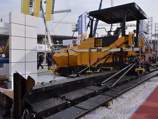 陕建机械 SUM070 沥青摊铺机