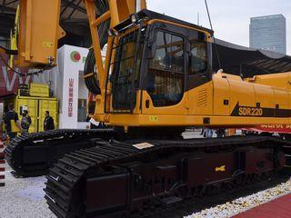 陕建机械 SDR220 旋挖钻