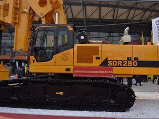 陕建机械 SDR280 旋挖钻