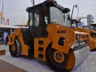 陕建机械 SRD120 压路机