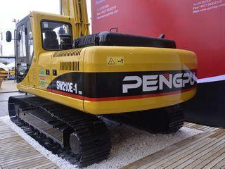 彭浦 SW210E-1 挖掘机