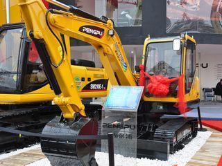 彭浦 SW60H混合动力 挖掘机
