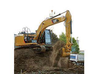 卡特彼勒320EL挖掘机