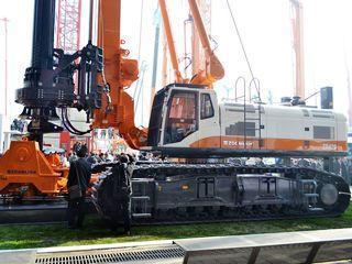 中联重科 ZR420 旋挖钻