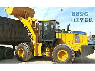 山工SEM669C装载机