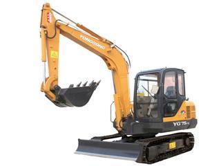 永工 YG75-6 挖掘机