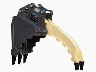 金山重工 JSST02 抓钳器