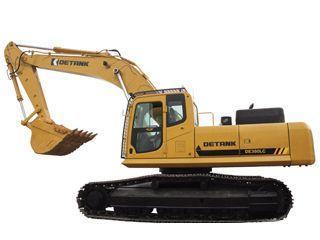 detankDE380挖掘机