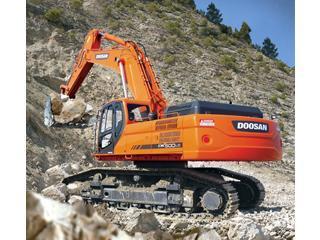 斗山 DX500LC 挖掘机