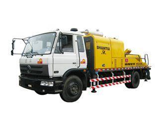 山推 HJC5120THB-Ⅰ 车载泵
