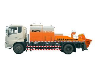 山推 HJC5120THB-12Ⅱ 车载泵