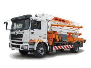 山推 HJC5160THB-26陕汽 泵车
