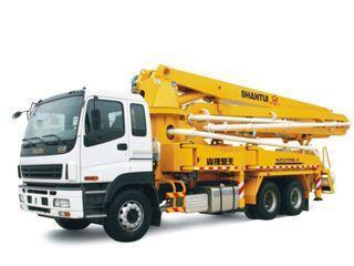 山推 HJC5270THB-37C五十铃 泵车