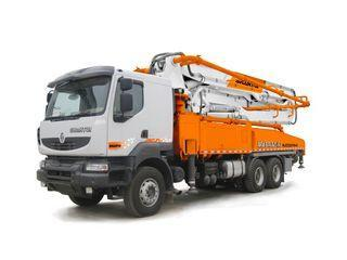 山推 HJC5320THB-45五十铃 泵车