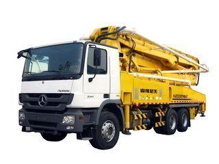 山推 HJC5330THB-47奔驰 泵车