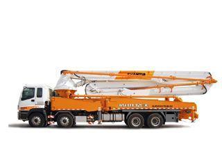 山推 HJC5410THB-52五十铃 泵车