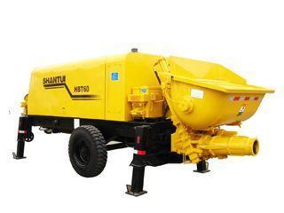 山推 HBT60 拖泵