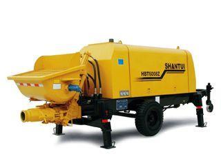 山推 HBT6008Z 拖泵