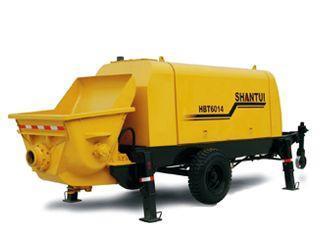 山推 HBT6014 拖泵
