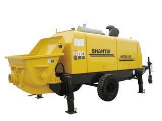 山推 HBT6016 拖泵