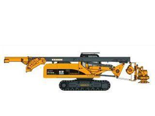 泰信机械 KR200M-CAT329D底盘 旋挖钻