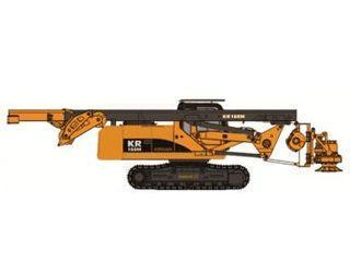 泰信机械 KR160M 旋挖钻