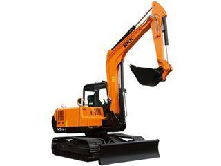京城长野 NS75-7s动臂侧移 挖掘机