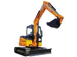 京城长野 NS55R-8 挖掘机