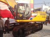杰西博 JS370LC 挖掘机